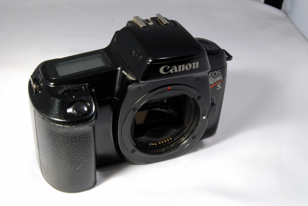 canon eos rebel camera manual